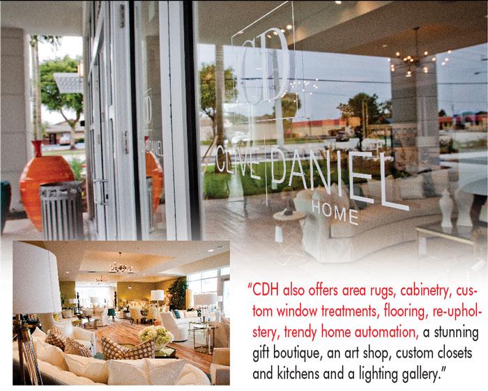 Retail Experience Imagine Clive Daniel Home Furniture