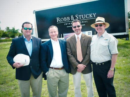 Robb Stucky International Begins Construction Of Naples