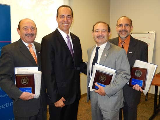 On Thursday, October 31st, 2013 Secretary Of State A. Ralph Mollis  Recognized Nick, Ron And Pete Cardi For Their Outstanding Service And  Dedication To ...