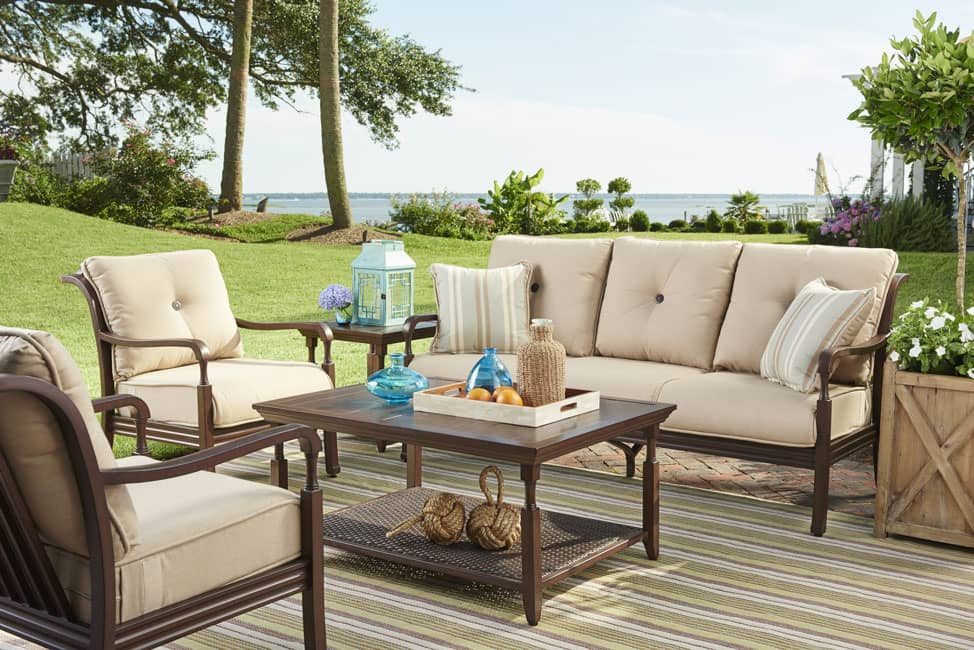 Sunvilla Launches Paula Deen Home Outdoor Collection Furniture World Magazine