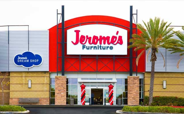 Jerome S Furniture Store In Moreno Valley
