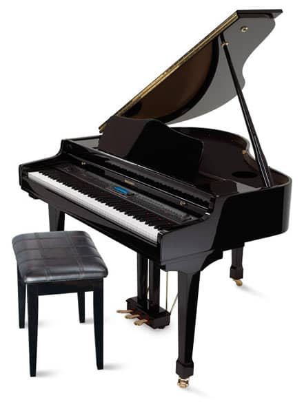 The Program Specifically Designed For Furniture Retailers Is Centered  Around The All New MDG 400 Digital Grand Piano.