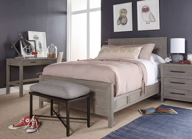 Universal Furniture Recently Announed The Introduction Of Scrimmage, A  13 Piece Youth And Baby Collection Tht Features A Weathered Gray Wood  Finish, ...