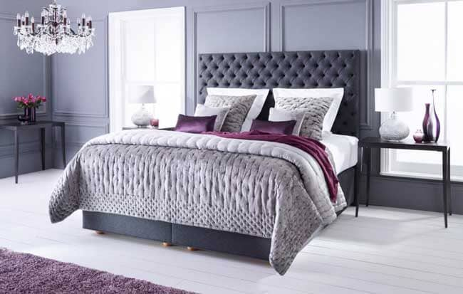 Vispring Luxury Beds A Manufacturer Of Handcrafted Recently Announced That It Is Partnering With Bloomingdale S To Introduce Four Models